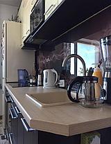 Кухонный гарнитур Акрил верх внизу мдф, фото 3