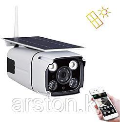 Солнечная камера Wifi с низким энергопотреблением