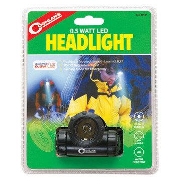 Фонарь наголовный Led Head Light 0.5 Watt COGHLANS