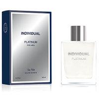 Парфюмерная вода Dilis для мужчин La Vie Individual Platinum, 100мл