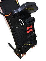 Электрическая беговая дорожка GF 980 DS до 150 кг, фото 2