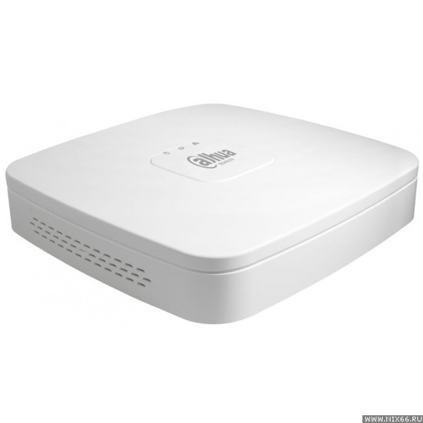Dahua Technology NVR2104-P-4KS2 видеорегистратор