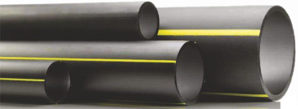 Полиэтиленовые трубы напорные для газопровода ГОСТ 50838-2009