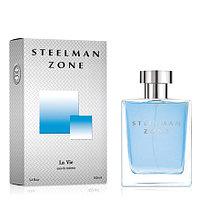 Парфюмерная вода Dilis для мужчин La Vie Steelman Zone, 100мл