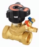 Ручной запорно-измерительный балансировочный клапан ASV-BD Danfoss 003Z4041