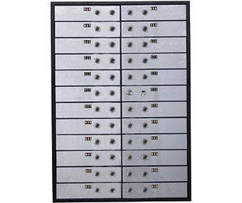 Депозитные ячейки VALBERG DB-24S DGL (920x635x430)