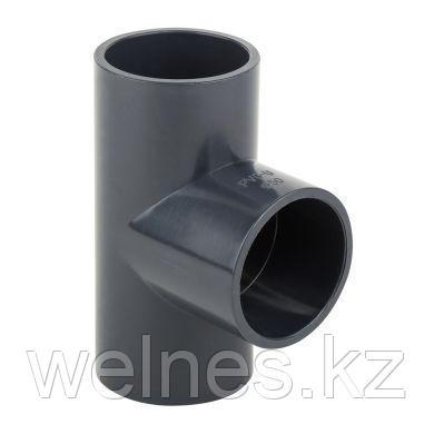 Тройник PVC (90х90х90 мм)