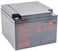 Аккумулятор WBR GPL12280 (12В, 28Ач)