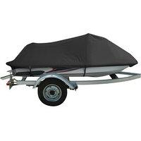 Чехол на гидроцикл СТИЛС, SEA-DOO SPARK трехместный, транспортировочный, черный