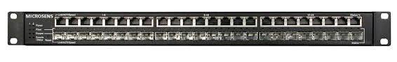 Коммутатор сетевой 24-портовый  Microsens MS400870M-2A