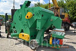 Мобильный зерноочистительный комплекс МЗК-70 (предварительная очистка), фото 2