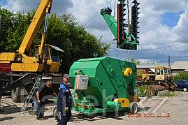 Мобильный зерноочистительный комплекс МЗК-70 (предварительная очистка), фото 3