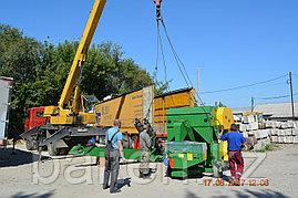 Мобильный зерноочистительный комплекс МЗК-100, фото 3