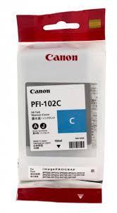 Картридж Canon PFI-102C (0896B001)