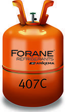 Arkema Freon 407C