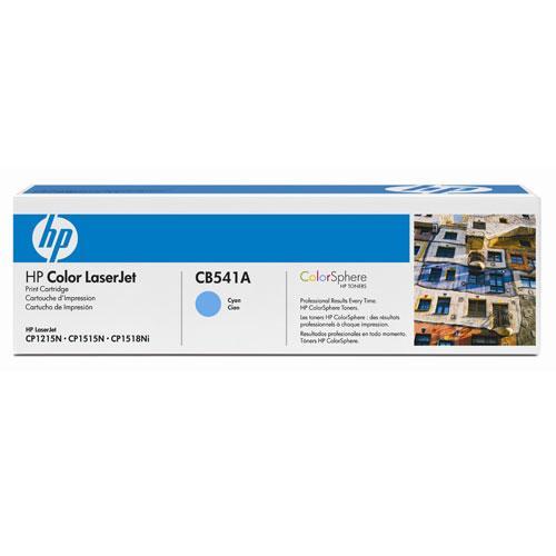 Картридж HP Europe CB541A (CB541A)