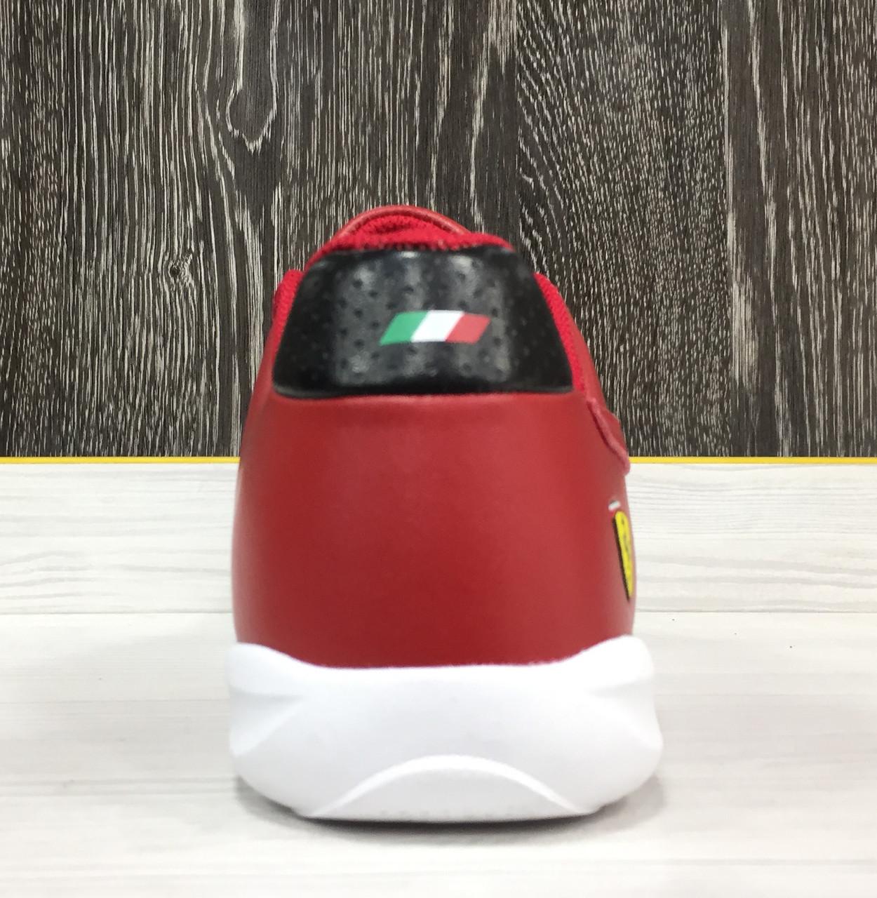 Кроссовки Puma Ferrari Design - фото 3