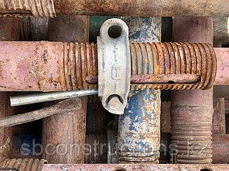 Телескопическая стойка для опалубки перекрытия (стойка под монолит)