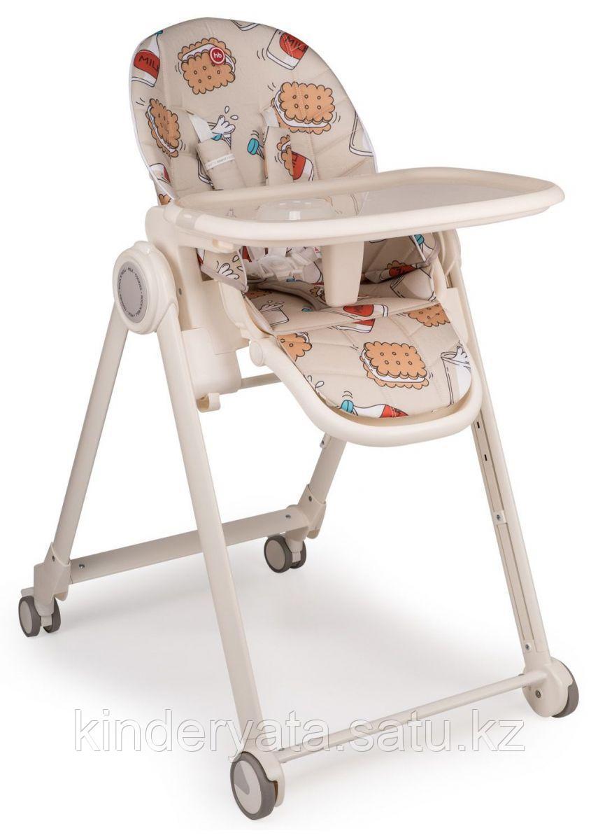 Стульчик для кормления Happy Baby Berny Basic Beige