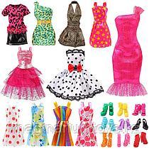 Одежда для куклы Барби в комплекте с обувью