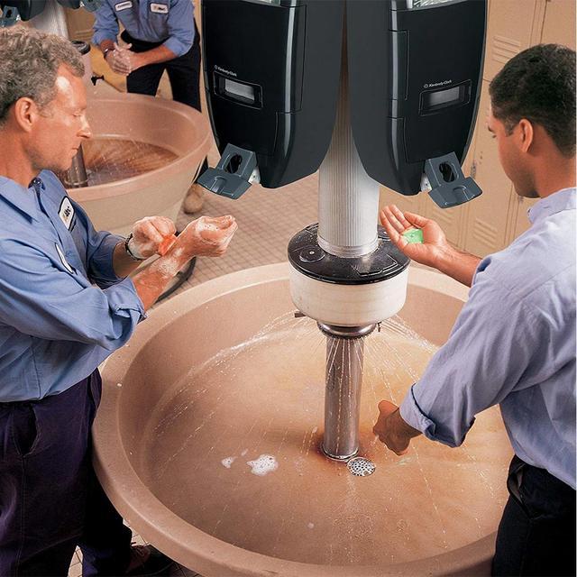 Диспенсер для индустриального жидкого мыла в картриджах Kimberly Clark Professional