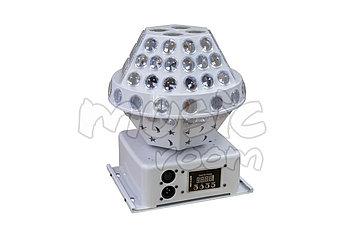 Светодиодный LED диско шар 8*3W FREE COLOR UP BALL