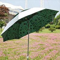 Зонт пляжный с наклоном диаметр 1,6 м, фото 1