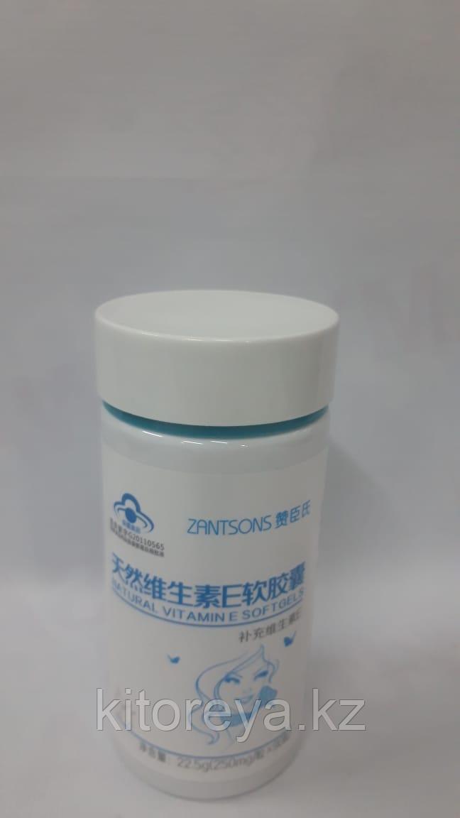 Zantsons - Натуральный витамин Е