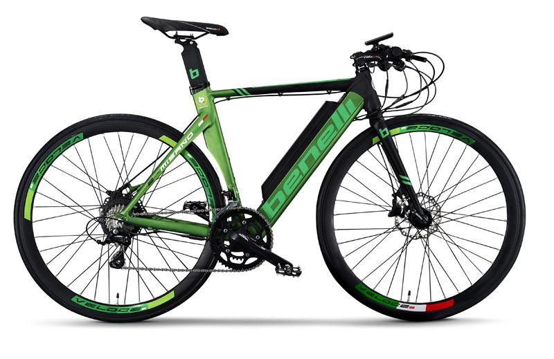 Велогибрид Benelli E-misano