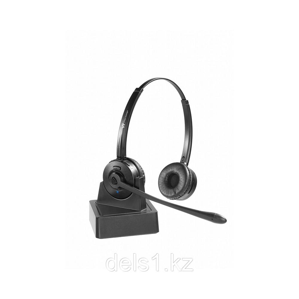 Vbet VT9500-D Беспроводная бинауральная Bluetooth-гарнитура с HD-звуком.