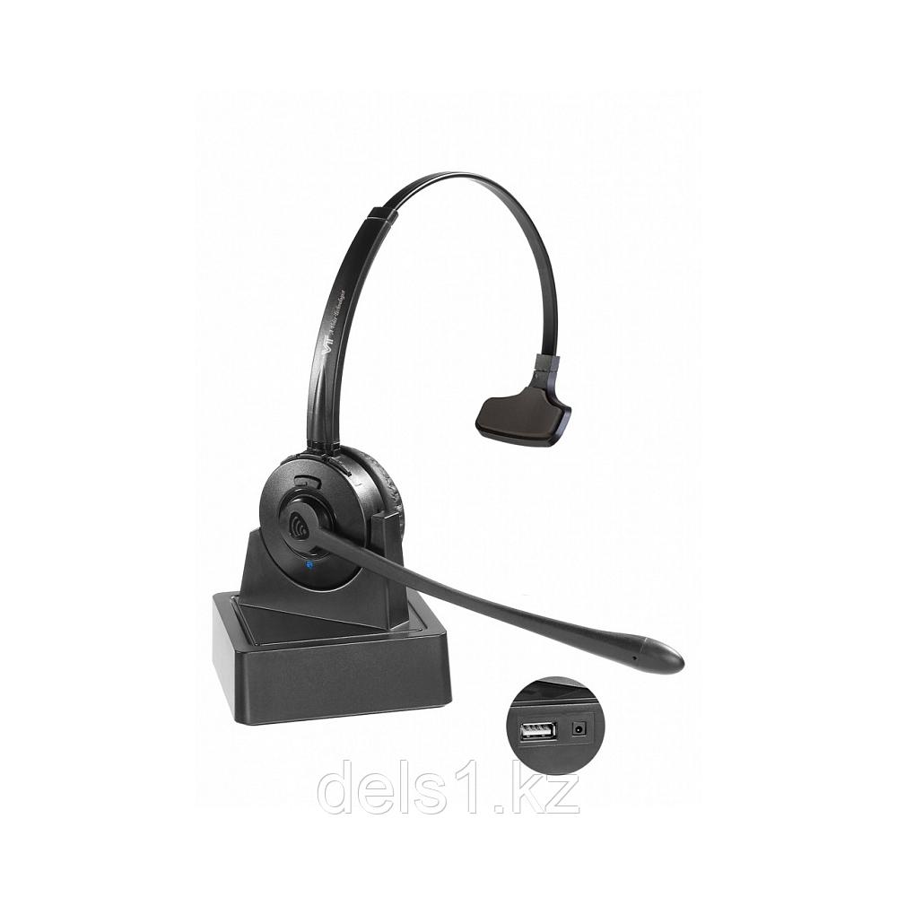 Vbet VT9602 Беспроводная моноауральная Bluetooth-гарнитура с HD-звуком.