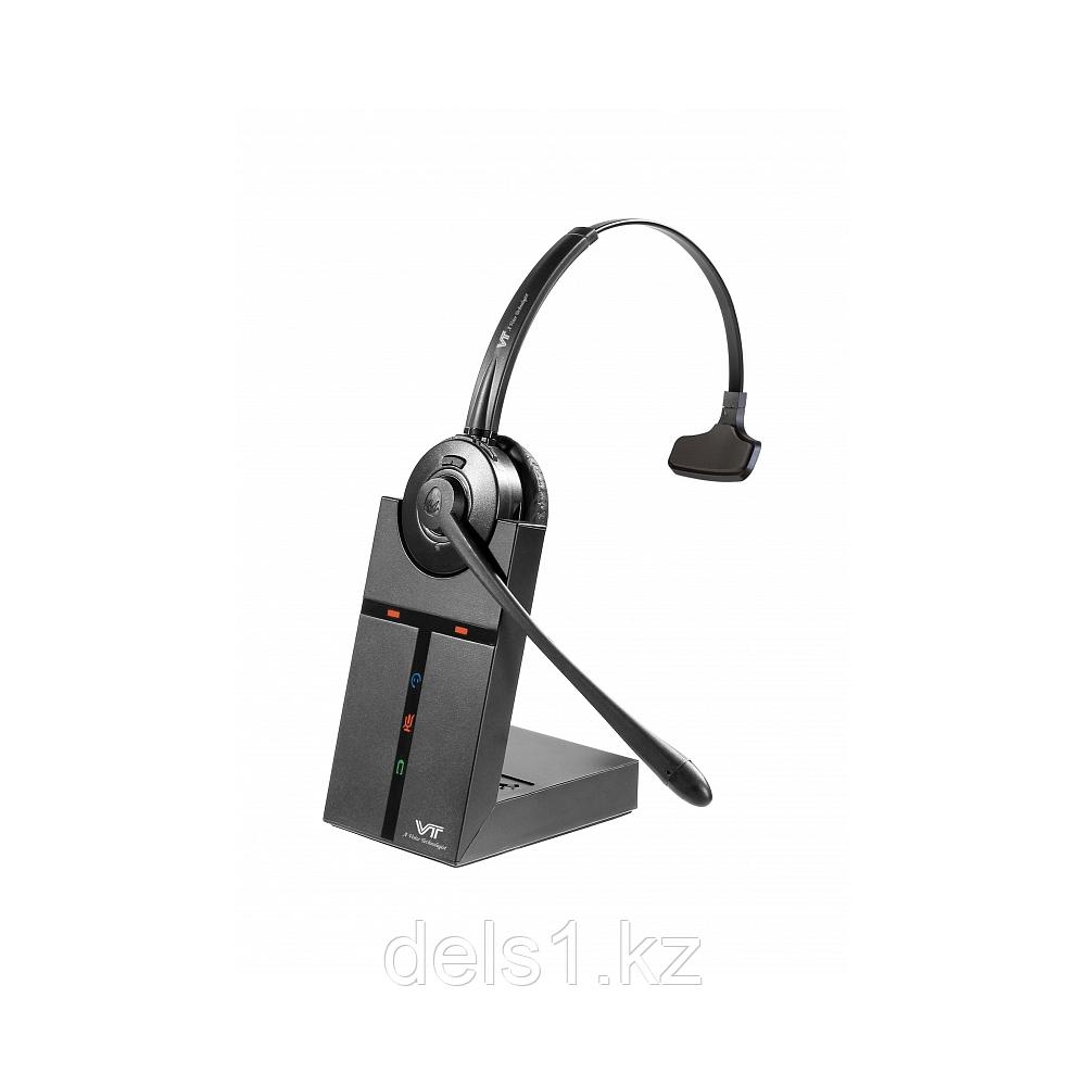 Vbet VT9000 Беспроводная моноауральная DECT-гарнитура с HD-звуком.