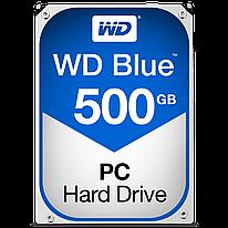 "Жесткий диск WD Blue™ WD5000AZRZ 500ГБ 3,5"" (WD5000AZRZ)"