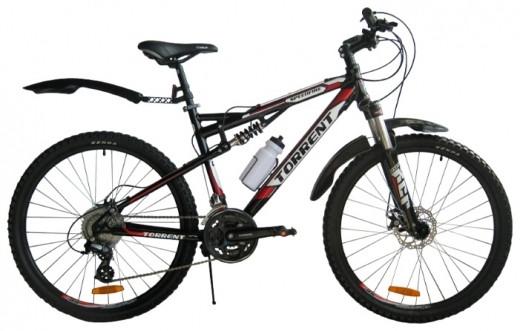 Велосипед Torrent SpeedFire Колесо 26 Black Red