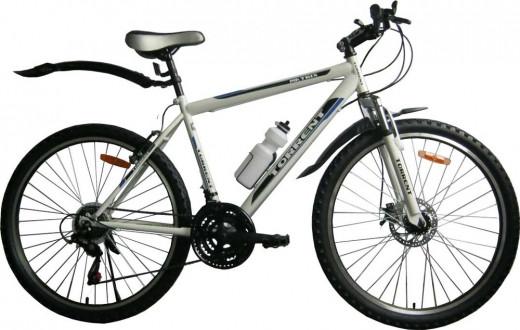 Велосипед Torrent Matrix Внедорожный Матовый серый