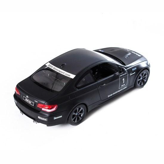 Радиоуправляемая модель автомобиль Rastar BMW M3 Sport, 1:14, Управление: Джойстик, Материал: Пластик, Цвет: Ч