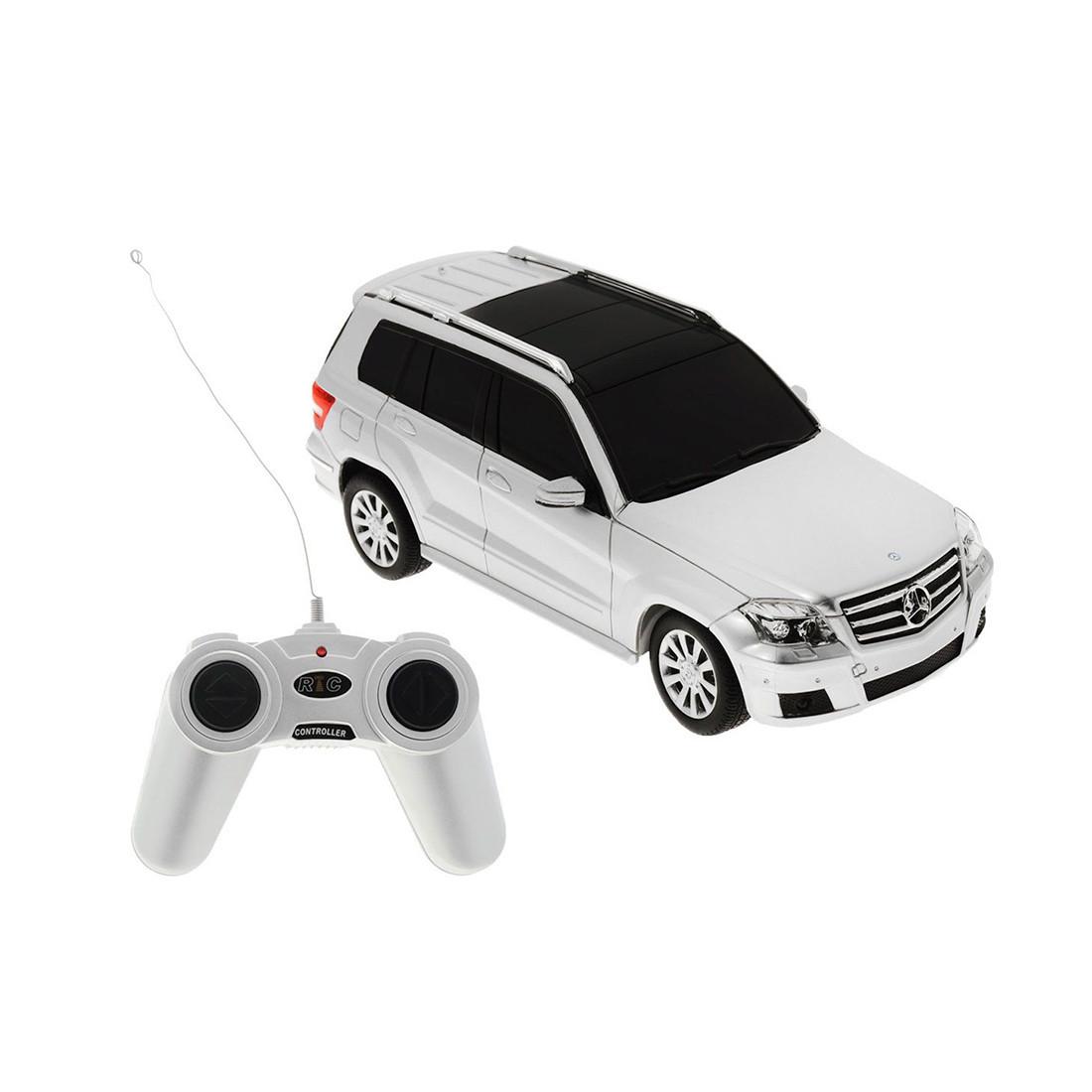 Радиоуправляемая модель автомобиль Rastar Mercedes-Benz GLK-Class, 1:14, Управление: Джойстик, Материал: Пласт