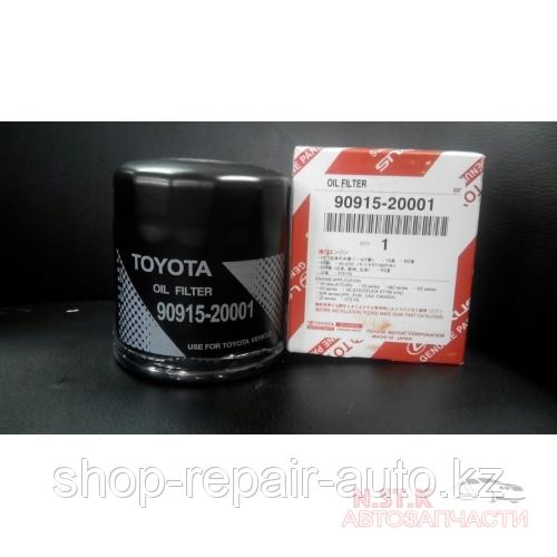 Фильтр масляный Toyota