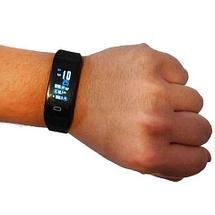 Фитнес-трекер с измерением давления, сердцебиения, активности UNLEASH YOUR RUN, фото 2