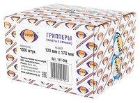 Пакет с замком (зип лок) 12*17 см 100 шт /в пачке, 37 мкм., фото 6