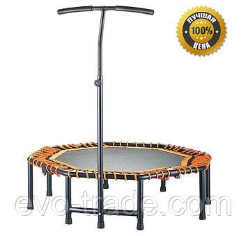 Батут для джампинга Get Jump 120 см с ручкой до 150 кг