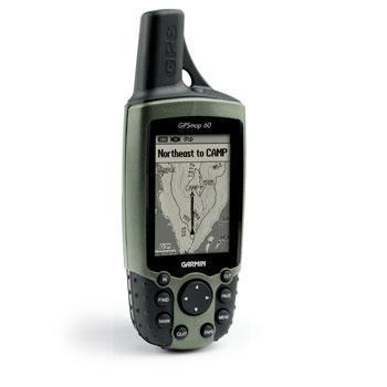Навигатор GPS CITY Garmin GPSMAP 60