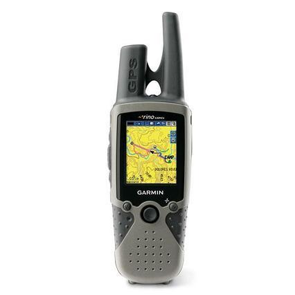 Навигатор с рацией GPS CITY Garmin Rino 530HCx