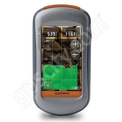 Навигатор Garmin Oregon 300 GPS CITY
