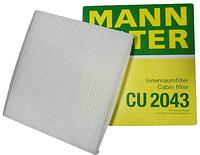 Воздушные фильтр Mann CU 2358