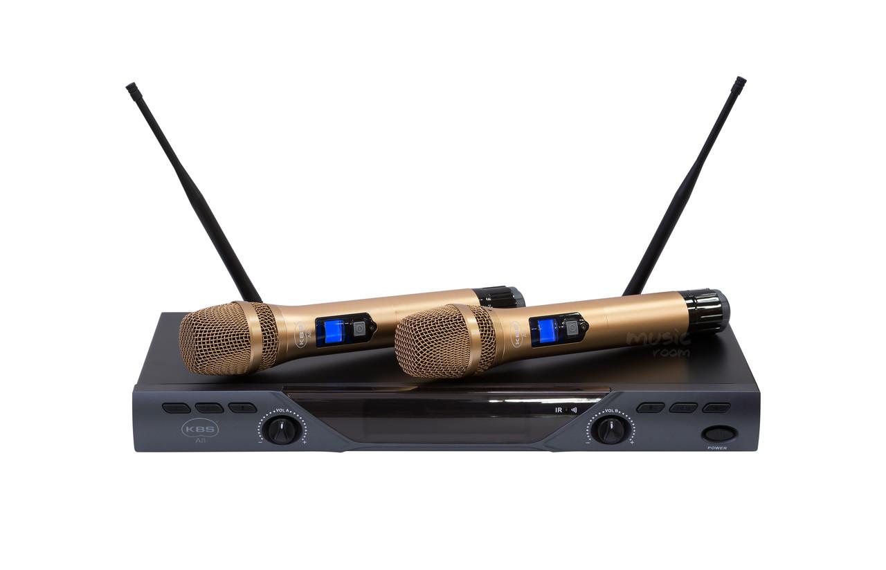 Радиомикрофон KBS A8