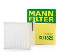 Воздушные фильтр Mann CU 1829