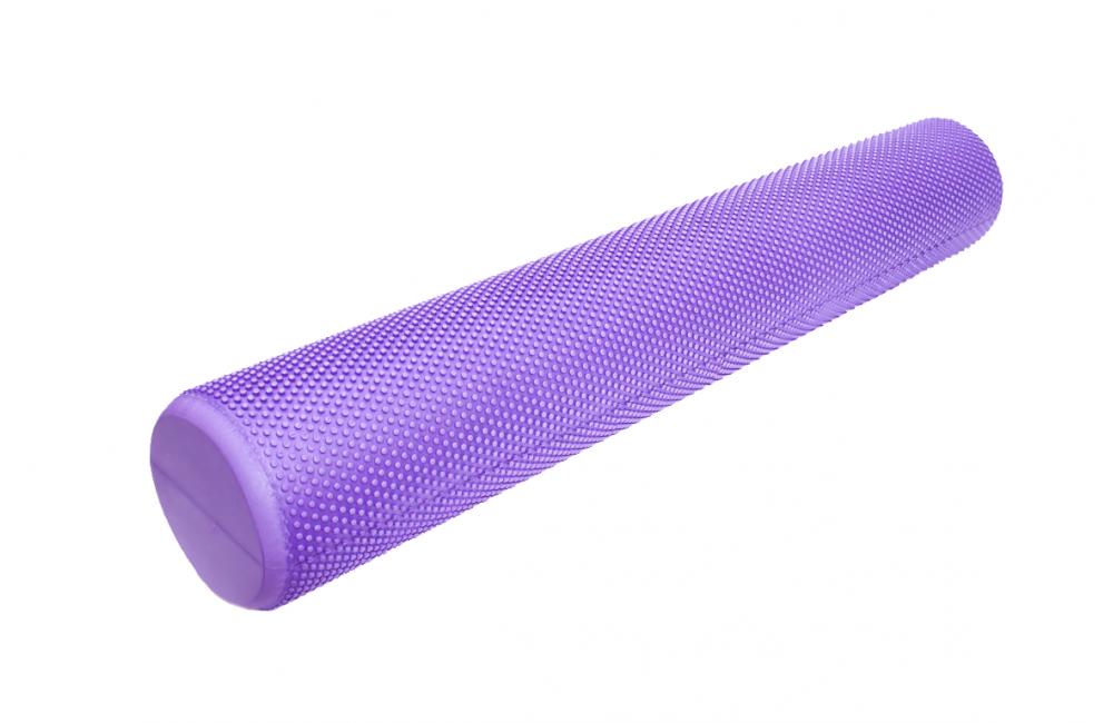 Валик для фитнеса массажный 90см