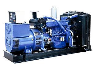 Дизельные генераторы Shanghai Dongfeng