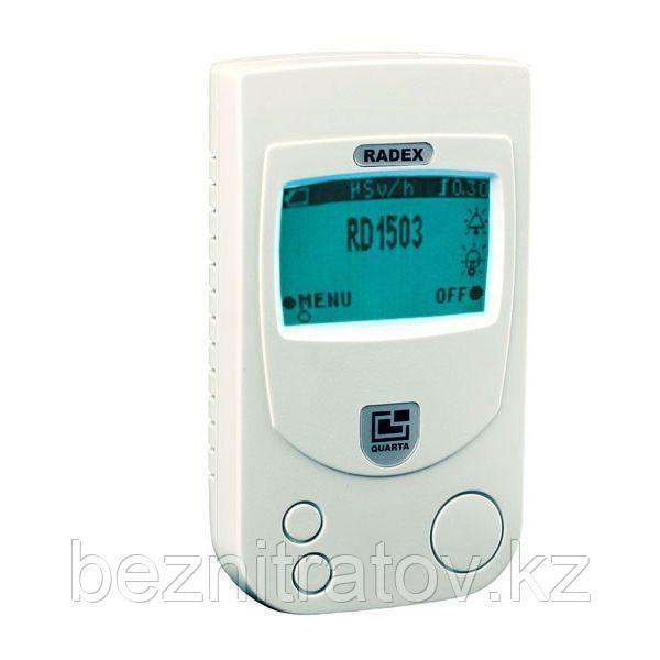 Бытовой дозиметр Радэкс рд 1503 (Radex RD1503+) индикатор радиоактивности